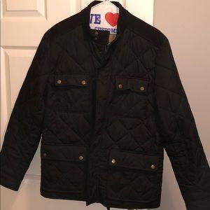 J Crew men's coat